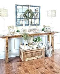 narrow console table for hallway rustic hallway table modern rustic hallway table rustic hallway