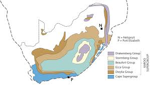 Port Elizabeth South Africa Map by Why South Africa U0027s Karoo Is A Palaeontological Wonderland Brand
