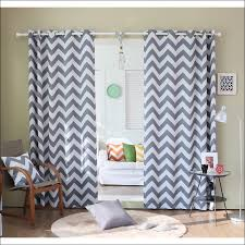 Gray Chevron Curtains Bathroom Magnificent Grey And White Chevron Curtains Uk Yellow