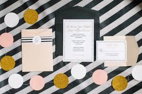 preppy wedding invitation dodeline wedding invitations