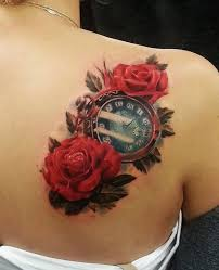 mytattooland com rose tattoos gallery