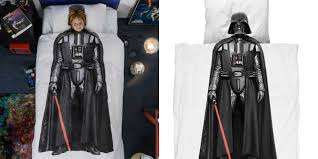 J Crew Bedding Cuddle Up With Darth Vader And Chewie In This Star Wars Bedding