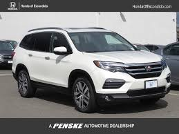 new honda pilot at honda of escondido serving san diego