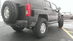 33 inch tires with no h3 hummer 35 u2033 tires u2013 schwarttzy