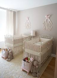 Pink And Grey Nursery Decor 33 Most Adorable Nursery Ideas For Your Baby