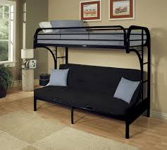 Black Futon Bunk Bed Bunk Beds