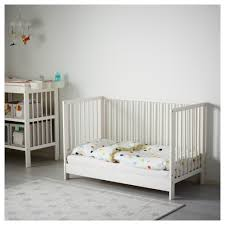 How To Change A Crib Into A Toddler Bed by Gulliver Crib Ikea