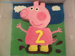 Publix Halloween Cakes 14 Definitive Pieces Of Proof That No One Should Be Baking Peppa
