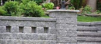 Unilock Walls Roman Wall Landscaping Retaining Wall Garden Wall Wall Block Ma