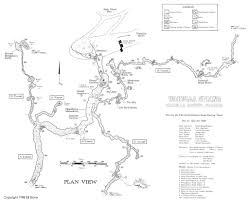 Florida Springs Map by Caveatlas Com Cave Diving United States Leon Sinks Wakulla