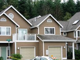 1950s color scheme coloring dark gray house colors exterior combinations