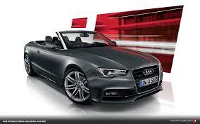 audi 4 door convertible new audi a4 a5 q5 sport edition u0026 sport edition plus models