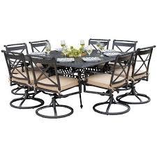 Round Patio Furniture Set by 25 Best Aluminium Garden Furniture Ideas On Pinterest Black