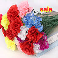 36 s day gifts and 2017 s day gift artificial flower colorful carnation silk
