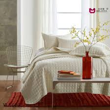 Cotton Quilted Bedspread Popular Cotton Quilted Bedspreads King Size Buy Cheap Cotton