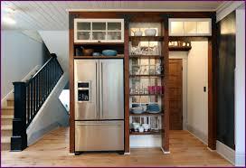 kitchen pantry cabinet design ideas kitchen pantry cabinet around refrigerator design ideas