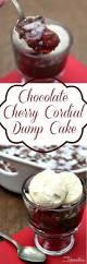 red velvet cherry dump cake recipe red velvet cherries and cake