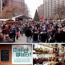 philadelphia u0027s christmas village opens thanksgiving day in love