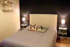 chambre d amis chambre d amis photo 1 6 tête de lit home made