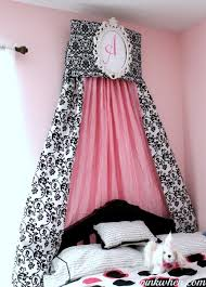 Pink Canopy Bed Remodelaholic 25 Beautiful Bed Canopies You Can Diy