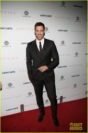 william levy u0026 tyson beckford heat up the red carpet at u0027addicted