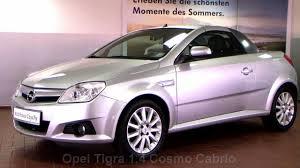 opel tigra opel tigra 1 4 cosmo cabrio easytronic 2005 starsilber 5e013794