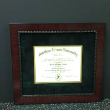 framing diplomas custom high school or college diploma certificate framing