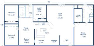 Simple Metal House Floor Plans Free Inside Decorating Ideas - Steel building home designs