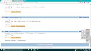 calculus archive november 01 2016 chegg com