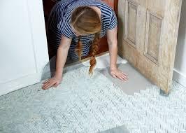bathroom of the week an artist made mosaic tile floor start to
