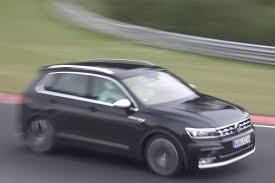 volkswagen car png volkswagen tiguan r tests with audi derived five cylinder