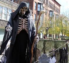 Halloween Reaper Costume Ultimate Grim Reaper Costume 6 Steps Pictures