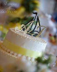 sailboat cake topper toppers with glitz a showcase of my work and company