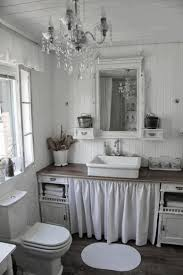 Shabby Chic Bathrooms Ideas Perfect Shabby Chic Bathroom Ideas Hardwired Makeup Mirror And