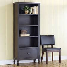 black bookshelf with cabinet bookcases ideas bookcase with file drawers combination bookcases