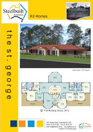 Kit Home Design Sunshine Coast Steelbuilt Homes Kit Homes Qld Steel Frame Homes Steel Kit Homes