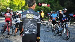 Caro Mi Dining Room - bicyclists climb saluda grade to help cancer survivors the tryon