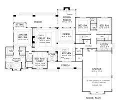 house plans one level aloin info aloin info