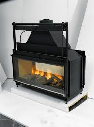modern wood burning fireplace insert with blower for sale and