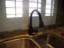 sink u0026 faucet black kitchen faucets pull out spray for marvelous