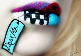 Halloween Lip Makeup Lip Art Shemazing