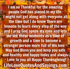 i am so thankful for the amazing god has placed in my