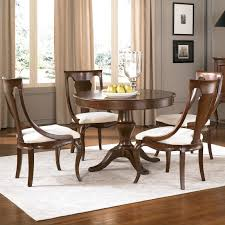 american drew cherry grove sling back 5 piece dining set american