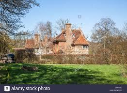 vann house hambledon godalming surrey england uk with gardens