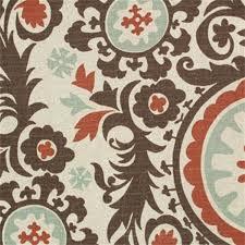 Denton Upholstery Suzani Nile Denton By Premier Prints Fabrics Drapery Fabric 5469
