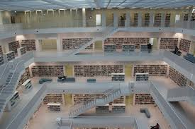 free photo library modern stuttgart books architecture max pixel