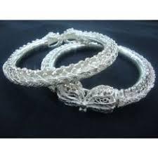 silver filigree odissi ornaments shopping for