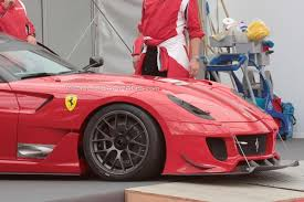 car ferrari pink ferrari secretly working on special edition 599xx evo news top speed