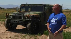 diesel brothers hummer black friday humvee winner youtube
