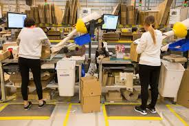code black friday amazon how amazon u0027s warehouse prepares for the holidays